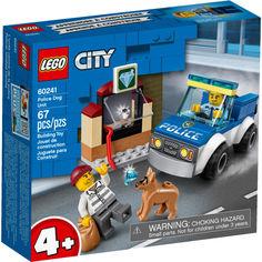 Акция на LEGO® City Полицейский отряд с собакой (60241) от Allo UA