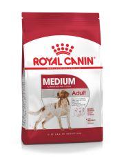 Акция на Сухой корм Royal Canin Medium Adult для взрослых собак средних пород старше 12 месяцев 15 кг (3182550402217) (94542) от Rozetka