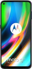 Акция на Мобильный телефон Motorola G9 Plus 4/128GB Blue (PAKM0019RS) от Rozetka