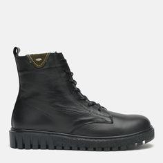 Акция на Ботинки Plezuro W111.600-R03 39 Черные от Rozetka