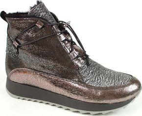 Акция на Ботинки Cem Shoes 5114-226-213-224 38 Бронзовые (2000000301228) от Rozetka