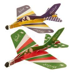 Акция на Набор самолетов-планеров Hamleys, 2 шт. 613034 ТМ: Hamleys от Antoshka