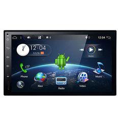 """Акция на Автомагнитола 2Дин 7"""" Pioneer 5001A на Android сенсорный экран память 1/16 Gb GPS навигация microSD от Allo UA"""