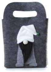 Акция на Сумочка для подарков Gift Bag Gray от MOYO