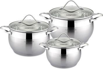 Акция на Набор посуды Lessner из 6 предметов (55868) от Rozetka