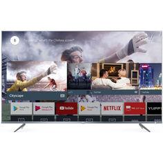 """Акция на 50"""" TCL 50DP660 Smart TV Black от Allo UA"""