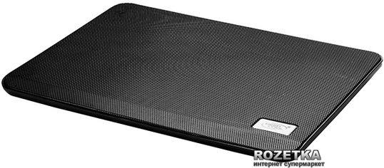 Подставка для ноутбука DeepCool N17 Black от Rozetka