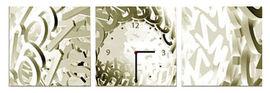 Акция на Настенные часы ART-LIFE COLLECTION W-3P-2525-C01-00003-T от Rozetka