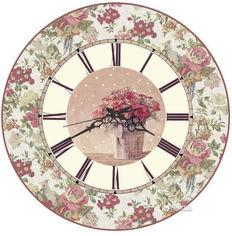Акция на Настенные часы Art-Life Collection 4А-8-30х30 от Rozetka