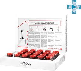 Средство против выпадения волос Vichy Dercos Aminexil Clinical 5 комплексного действия для женщин 21 х 6 мл (3337875522786) от Rozetka