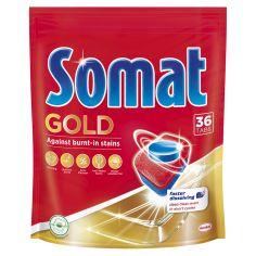 Таблетки для посудомоечной машины Somat Gold 36 шт (9000101320930) от Rozetka