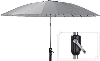 Зонт Progarden Shanghai 270 см Light Grey (FD1000050) от Rozetka