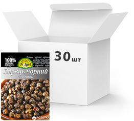 Акция на Упаковка перца Dr.IgeL черного горошек 15 г х 30 шт (14820155170235) от Rozetka