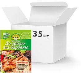 Упаковка приправы Dr.IgeL для гриля и барбекю 20 г х 35 шт (14820155170150) от Rozetka
