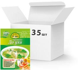 Упаковка приправы Dr.IgeL к ухе 20 г х 35 шт (14820155170310) от Rozetka