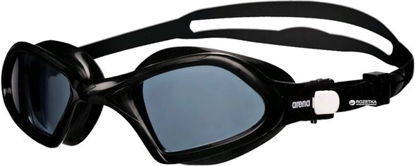 Очки для плавания Arena Smartfit 000023-555 Smoke-Black (3468335803302) от Rozetka