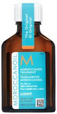 Акция на Масло-уход Moroccanoil Light Oil Treatment для тонких, осветленных волос 25 мл (7290011521653/7290017279473) от Rozetka