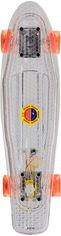 Пенни борд Shantou 55х16 см до 40 кг со светом Серый (CEL-030-серый) от Rozetka