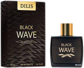 Акция на Туалетная вода для мужчин Dilis Parfum Black Wave 100 мл (4810212014872) от Rozetka