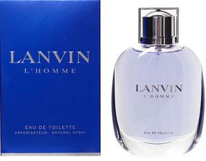 Акция на Туалетная вода для мужчин Lanvin L'Homme 100 мл (3386461515732) от Rozetka