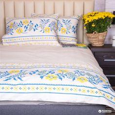 Комплект постельного белья Novita Ранфорс 40-0918 Blue 150х215x2 (ROZ6205021518) от Rozetka