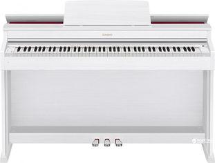 Цифровое пианино Casio AP-470 White (AP-470WE) от Rozetka