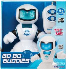 Робот-киборг Keenway Синий (K13406) от Rozetka