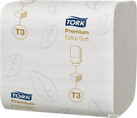 Акция на Туалетная бумага Tork листовая мягкая 30 пачек (TORK114276) от Rozetka
