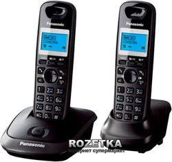 Акция на Panasonic KX-TG2512UAT Titan от Rozetka