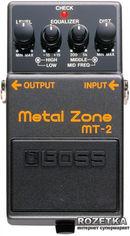 Педаль эффектов Boss MT-2 Metal Zone от Rozetka