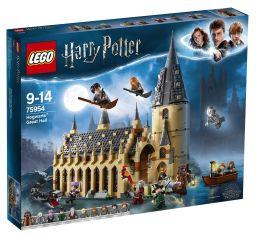 Конструктор LEGO Harry Potter Большой зал Хогвартса 878 деталей (75954) (5702016110371) от Rozetka