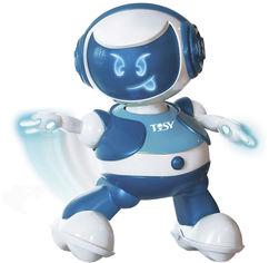 Интерактивный робот TOSY Robotics DiscoRobo Лукас (TDV102-U) (8930006492818) от Rozetka
