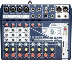 Soundcraft Notepad-12FX от Rozetka