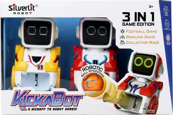 Игровой набор Silverlit Роботы-футболисты (88549) (4891813885498) от Rozetka