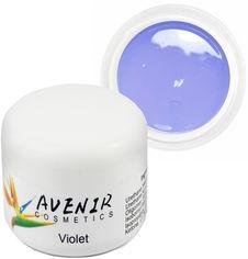 Акция на Гель для наращивания Avenir Cosmetics Violet 50 мл (5900308134849) от Rozetka