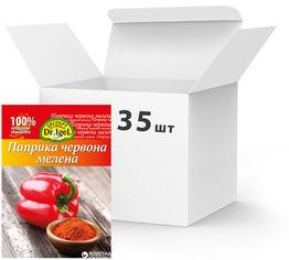 Акция на Упаковка паприки Dr.IgeL красной молотой 15 г х 35 шт (14820155170761) от Rozetka