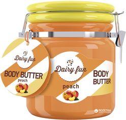 Масло для тела Delia cosmetics Dairy Fun Персик 300 г (5901350448038) от Rozetka