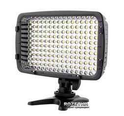 Акция на Накамерный свет Meike MK160 от Rozetka