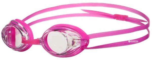 Очки для плавания Arena Drive 3 1E035-91 Pink-Clear (3468335132563) от Rozetka