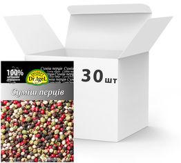 Упаковка смеси перцев Dr.IgeL горошек 15 г х 30 шт (14820155170198) от Rozetka