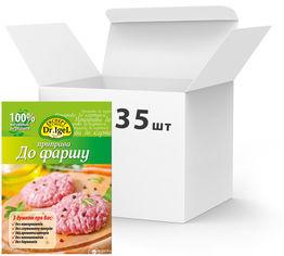 Акция на Упаковка приправы Dr.IgeL к мясному фаршу 20 г х 35 шт (14820155170112) от Rozetka