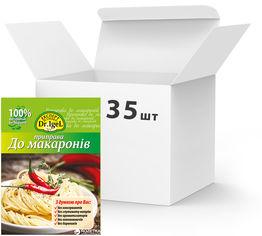 Упаковка приправы Dr.IgeL к макаронам 20 г х 35 шт (14820155170143) от Rozetka