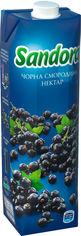 Упаковка нектара Sandora Черная смородина 0.95 л х 10 шт (4823063112895) от Rozetka