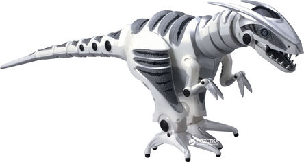 Интерактивный робот Wow Wee Roboraptor X Белый (W8395) от Rozetka