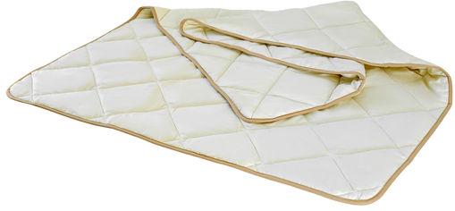 Одеяло антиаллергенное MirSon EcoSilk Carmela 011 деми 155x215 см (2200000005427) от Rozetka