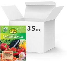 Акция на Упаковка приправы Dr.IgeL Универсальная 20 г х 35 шт (14820155170082) от Rozetka