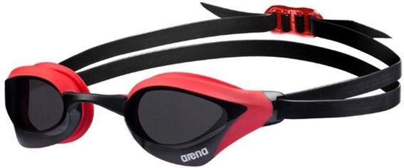 Очки для плавания Arena Cobra Core 1e491 045 Smoke Red (3468335510682) от Rozetka