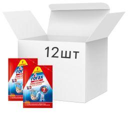Акция на Упаковка гранул для сливных труб Rorax 60 г х 12 шт (4009175521897) от Rozetka