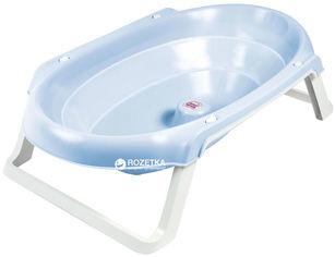 Детская анатомическая ванночка Ok Baby Onda Slim Голубой (38955540) от Rozetka