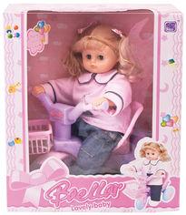 Кукла Maylla Model с велосипедом 38 см (5299) (6910010052996) от Rozetka